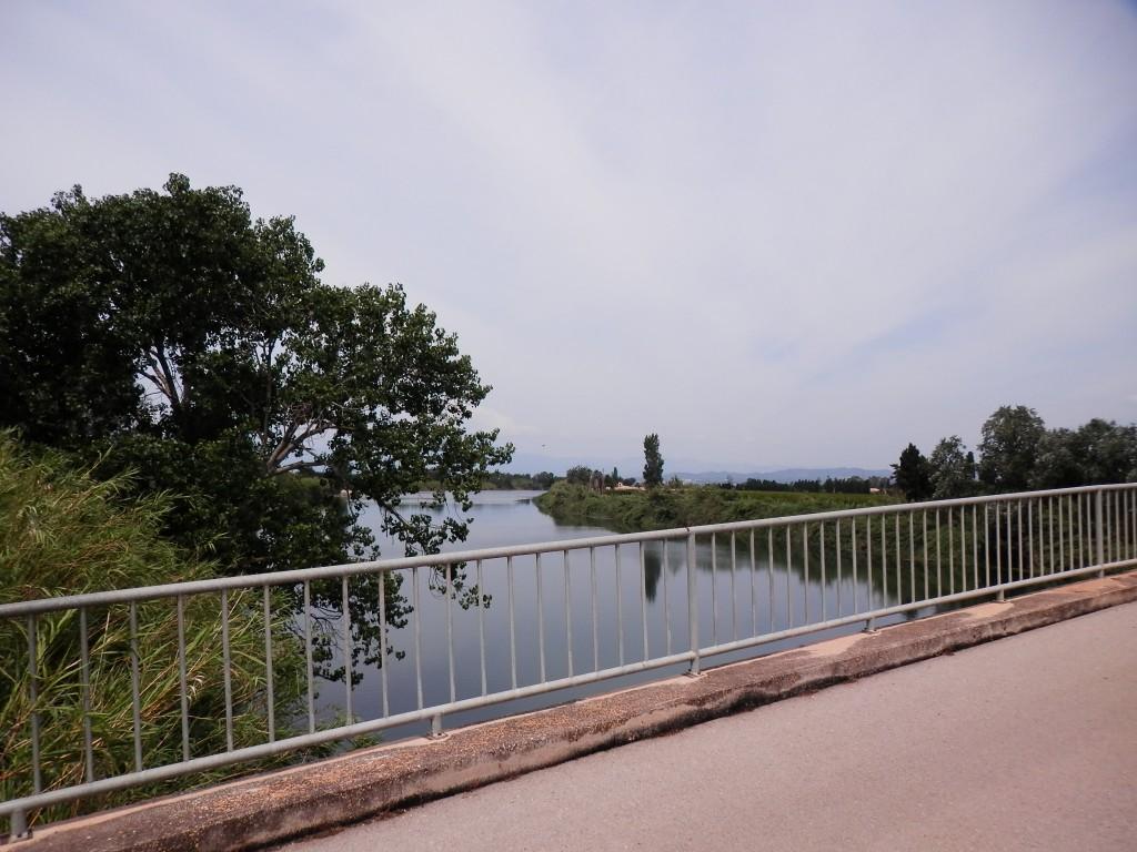 El pont de l'Illa de Gràcia