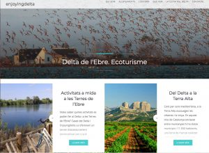 El blog de Cases del Delta. enjoyingdelta.com